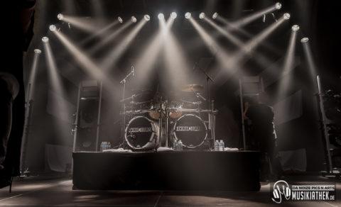 Live / Fotos: Equilibrium – Garage Saarbrücken – 11.02.2020