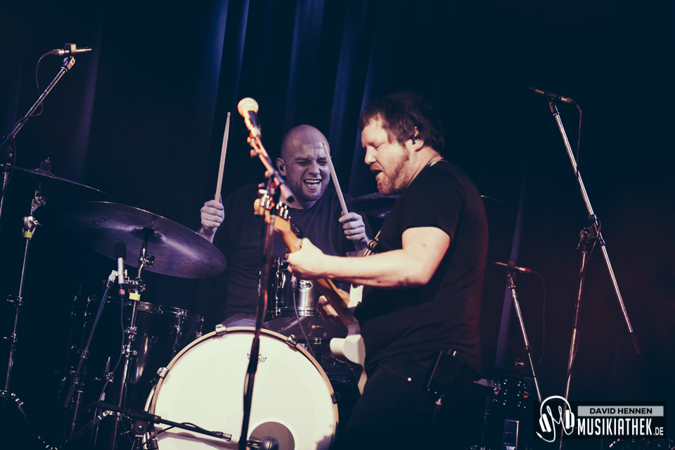 Who The Foo by David Hennen Musikiathek 24 - Live / Fotos: Who The Foo  - Zeche Bochum  - 14.02.2020