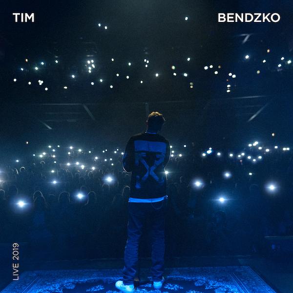 """tim bendzko 1 - Tim Bendzkos Live-Album """"LIVE 2019"""" ist nun überall erhältlich"""