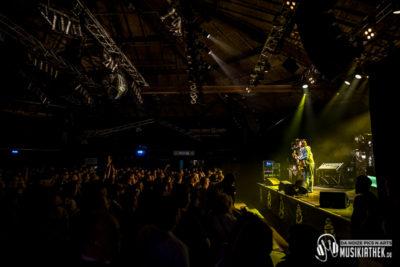 Live / Fotos: Christian Steiffen - Garage Saarbrücken - 05.03.2020