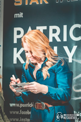 Fotos: Patricia Kelly - Autogrammstunde in Duisburg - 09.03.2020