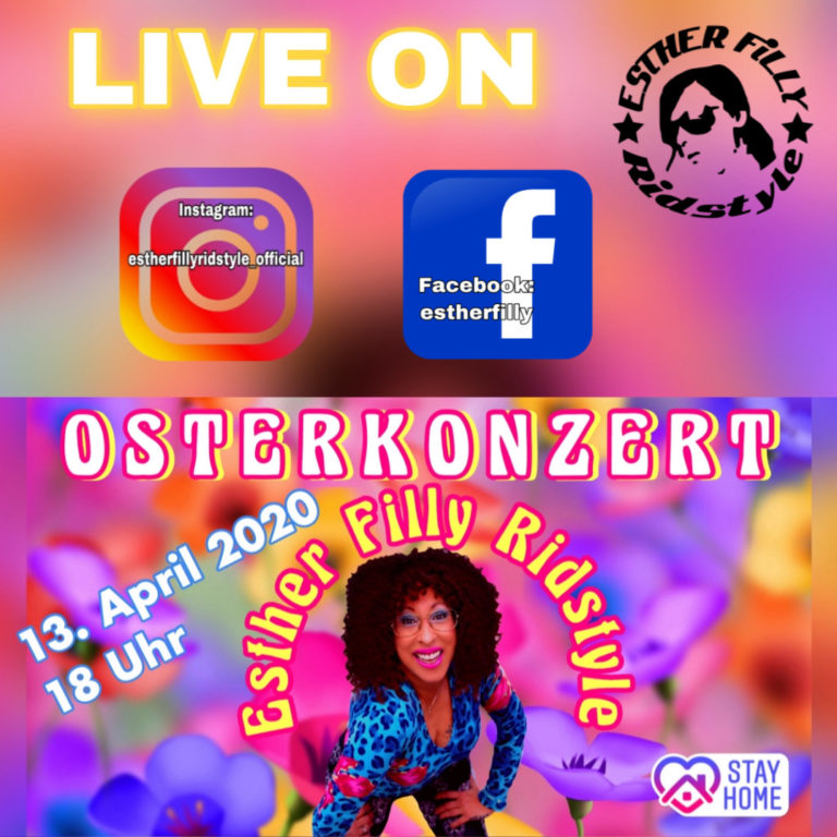 Esther Filly Ridstyle Osterkonzert 768x768 1 - Esther Filly Ridstyle Osterkonzert Online