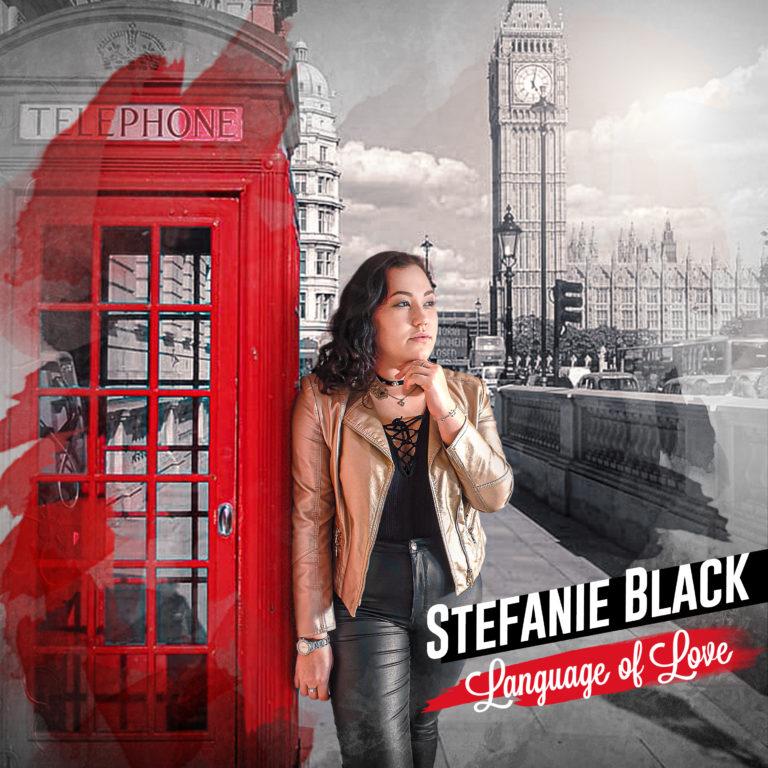 """Stefanie Black veröffentlicht ihre neue Single """"Language of Love"""""""