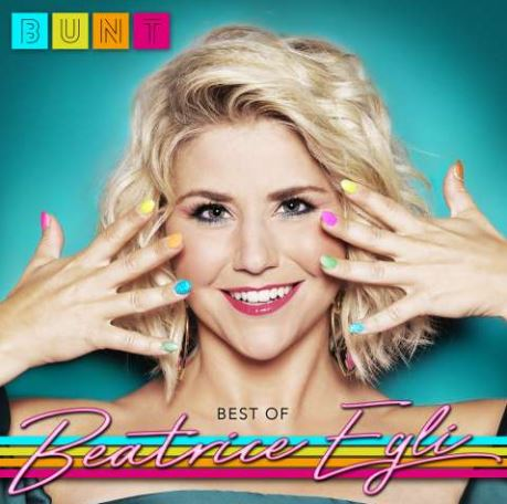 """80er-Jahre Pop: Beatrice Egli veröffentlicht die Single """"Bunt"""" als Vorboten für ihr gleichnamiges neues Album"""