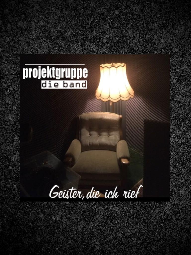 Deutschsprachiger Indie Rock ohne Berührungsängste zum Punk: projektgruppe die band