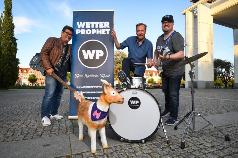 WETTERPROPHET Neue deutsche Musik aus dem Norden