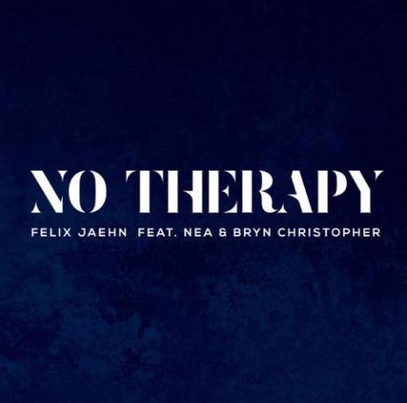 """felix jaehn - """"No Therapy"""": Felix Jaehn veröffentlicht gemeinsame Single mit Nea und Bryn Christopher"""