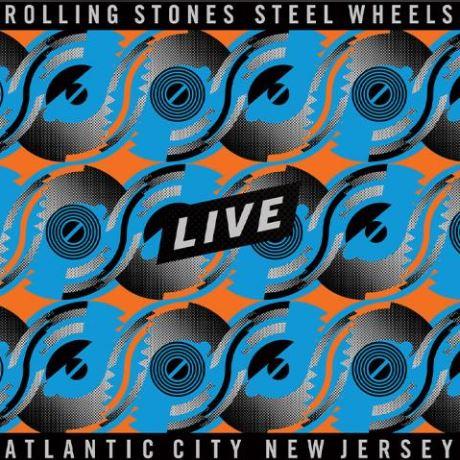 """rolling stones 1 - """"Steel Wheels Live"""" – Die Hintergrund-Story zum Live-Album"""