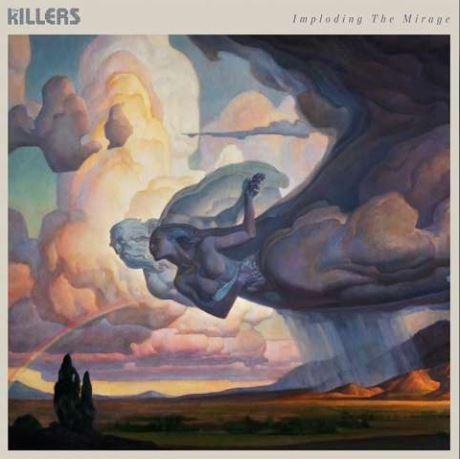 """the killers - """"Imploding The Mirage"""": The Killers veröffentlichen ihr neues Album"""