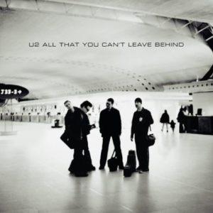 "u2 300x300 - U2: Fakten-Check zum Album-Jubiläum: ""All That You Can't Leave Behind"""