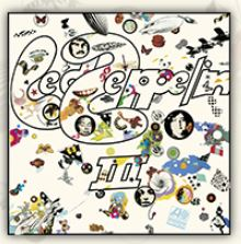 "led zeppelin - Zum 50. Jubiläum von ""Led Zeppelin III"": ""Immigrant Song"" kommt als Limited Edition Reissue"
