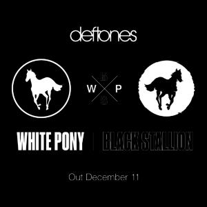 """deftones 300x300 - Deftones - Zum 20. Geburtstag von """"White Pony"""": Am 11.12. erscheint das Remix-Album """"Black Stallion"""""""