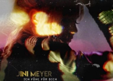"""Jini Meyer mit ihrer neuen Single """"Ich fühl für dich"""""""